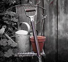 Gardening. by Jeanette Varcoe.