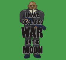 War on the Moon T-Shirt