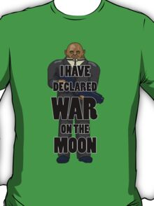 War on the Moon T-Shirt