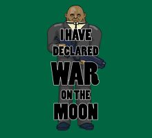 War on the Moon Unisex T-Shirt