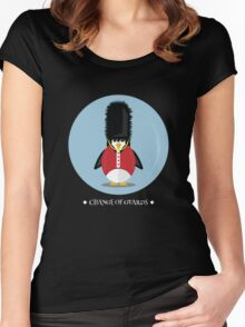 Funny Penguin Tshirt Women's Fitted Scoop T-Shirt