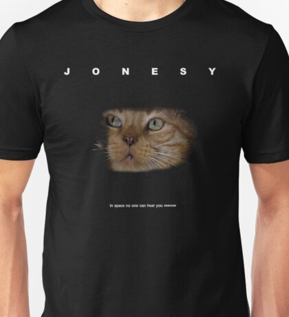 Jonesy from Alien 1979 Unisex T-Shirt