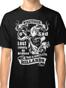 Billiards Fix every things - Billiards Hot 2016 Classic T-Shirt