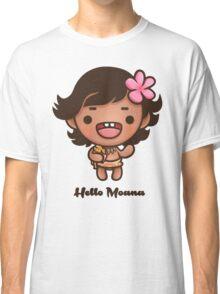 Hello Moana Classic T-Shirt