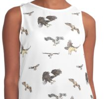 Birds of Prey Contrast Tank