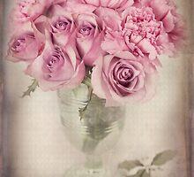 Beautiful Vintage Flowers by carolynrauh
