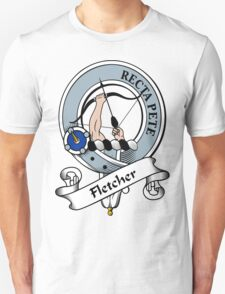 Fletcher Clan Badge T-Shirt