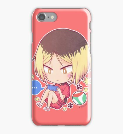 Kenma Kozume iPhone Case/Skin