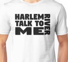 kevin morby harlem river indie music pop lyrics cool typography t shirts Unisex T-Shirt