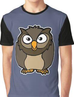 hibou chouette owl Graphic T-Shirt