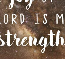 Nehemiah Sticker