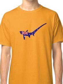 Australian Flag - Pelagic thresher Classic T-Shirt