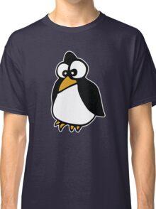 pingouin Penguin linux cartoon Classic T-Shirt