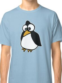 pingouin Penguin linux cartoon Classic T-Shirt