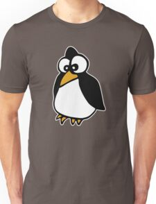 pingouin Penguin linux cartoon Unisex T-Shirt