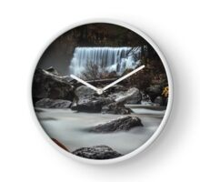 End of Fall Clock