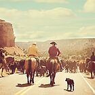 A Country Cattle Call by carolynrauh