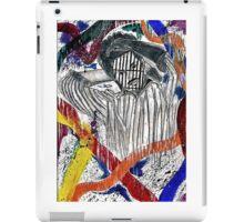 Society and Self Destruction  iPad Case/Skin
