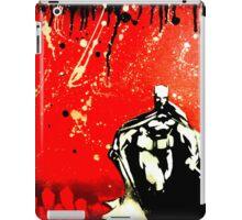 Dark Knight, Red Night iPad Case/Skin