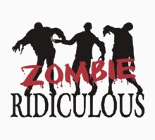 Zombie Ridiculous by FireFoxxy