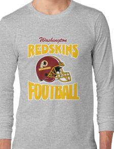 washington redskins football Long Sleeve T-Shirt