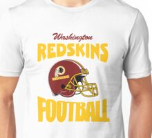 washington redskins football Unisex T-Shirt