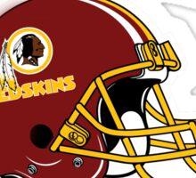 washington redskins football Sticker