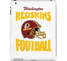 washington redskins football iPad Case/Skin