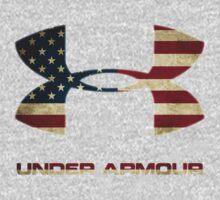 Under Armour logo Kids Tee