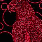 Mr Parrot  by pepsirat