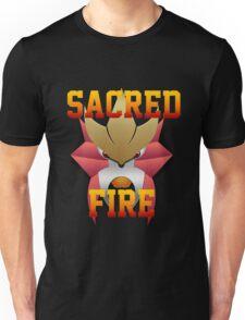 Entei Sacred Fire Pokémon Unisex T-Shirt