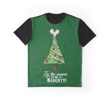 Naughty Season Graphic T-Shirt