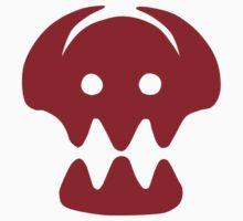 HTTYD Skull  by MegzWills