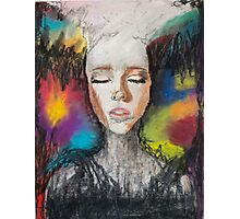 Abstract Portrait Photographic Print