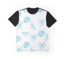 Merry Christmas background. Simple vector illustration Graphic T-Shirt