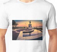 Ponce De Leon at Sunset Unisex T-Shirt