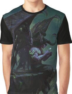 Illidan Hurlevent Graphic T-Shirt
