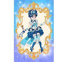 Rococo Sailor Mercury Photographic Print