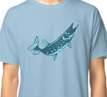 brochet nothern pike fisher Classic T-Shirt