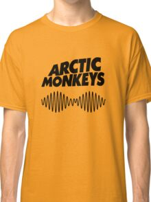 arctic monkeys - black shirt Classic T-Shirt