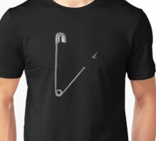 Anti-Trump Safety Pin Unisex T-Shirt