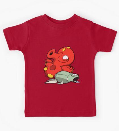 Octomon Kids Tee