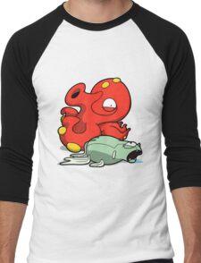 Octomon Men's Baseball ¾ T-Shirt