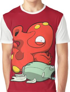Octomon Graphic T-Shirt