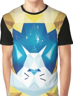 Solgaleo Pokémon Sol Graphic T-Shirt