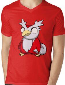 Merry Deli Christmas Mens V-Neck T-Shirt
