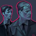 True Detective by Brad Collins