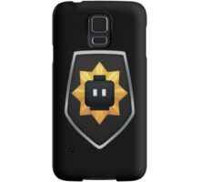 Bricksburg Police - Badge of Honor Samsung Galaxy Case/Skin