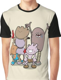 Little Asskickers Graphic T-Shirt