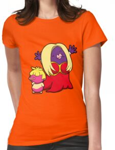 Don't Jinx it Womens Fitted T-Shirt